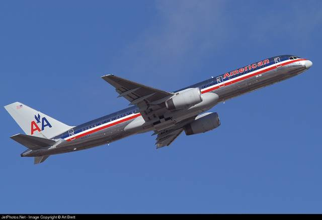 The New American Airlines Livery  AskThePilotcom