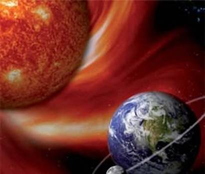 Nibiru will at its closest be 1750 X Earth's diameter from Earth