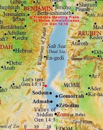 kart over dødehavet Rolf Kenneth: Menneskets historie. Kap. 9 kart over dødehavet