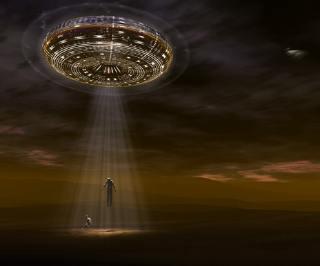 bortført av ufo