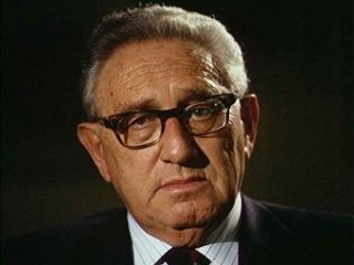 Criminal Globalist - Henry Kissinger